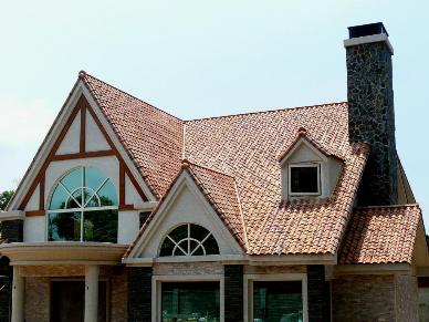 Aislamiento de tejados brunete tejas for Tejados sin tejas